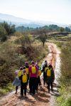 Caminada per La Marató de TV3 organitzada pel CAP Dr. Joan Planas