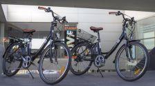 Les noves bicis són marca UUALK i model SUN'15