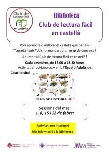 Club de lectura fàcil en castellà
