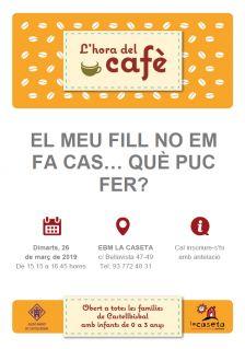 Hora del Cafè