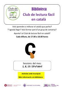 Club lectura fàcil català