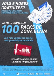 Packs zona blava