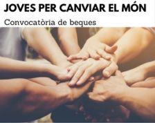 Joves per canviar el món