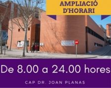CAP Dr. Joan Planas