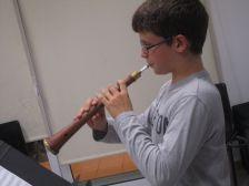 A l'Escola de Música s'hi estudien tota mena d'instruments