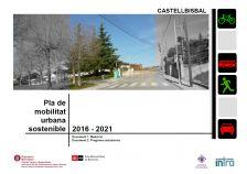 Pla Mobilitat Urbana Sostenible de Castellbisbal. 2016 - 2021
